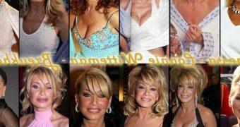 Dutch celebrity Connie Witteman