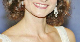 German TV babes, Marlene Lufen, horny?