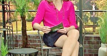 German TV babes, Andrea Lauterbach, horny?