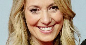 German TV babes, Angela Finger-Erben, horny?