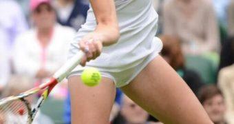 Kristina Mladenovic (Sexy French tenniswoman)