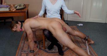 Emma Watson, strapon pegging, chastity, femdom spanking & BDSM