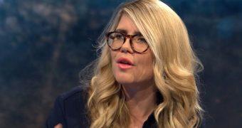 emma barnett...hot uk news presenter
