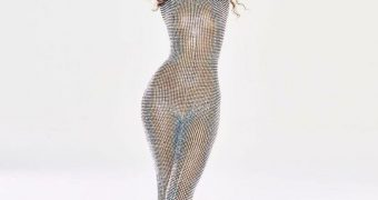 Leigh-Anne Pinnock. Little Mix Whore In See Through Catsuit