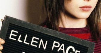 Ellen Page is very feminine and definitely a girl