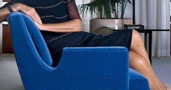 Christine Lagarde - Geile Beine und geile Schuhe