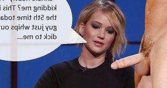 Jennifer Lawrence Comparison Caption