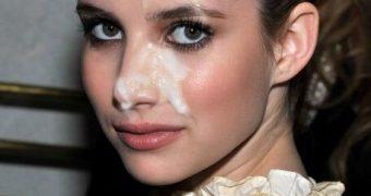 Fake: Emma Roberts