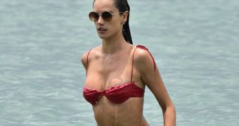 Another Alessandra Ambrosio Gallery - Pervert Edition