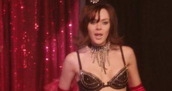 Jessica Marais ideal woman