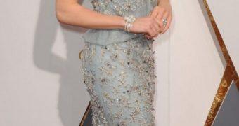 Daisy Ridley high heels