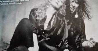 Pat Benatar. Joan Jett. Cherie Currie. Heart FEET !