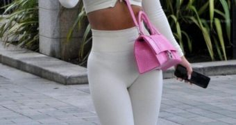 Chelsee Healey. Hollyoaks Whore Shows Her Cameltoe