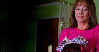 Patricia Heaton. Frankie uncapped
