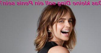 Emma Watson captions