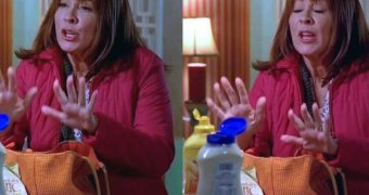 "Patricia Heaton"" Frankie Heck uncaptioned"