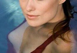 Olivia Wilde skinny dipping