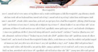 SSSniperwolf Porn Story