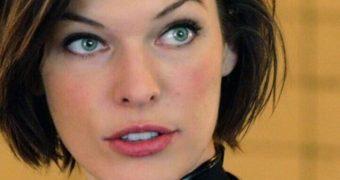 Milla Jovovich Rare Pics, Resident Evil Movies All