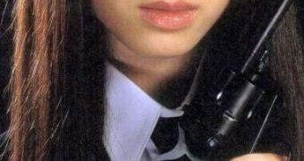 Singer And Actress Chiaki Kuriyama