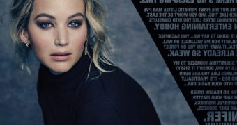 Jennifer Lawrence - Sissy Slave