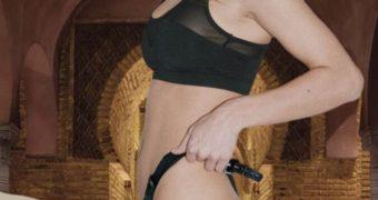 Agnetom, medieval fantasy Femdom strapon, spanking, tickling