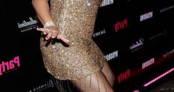 Polish cougar celebs: Kasia Skrzynecka as a Tina Turner