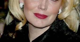 Cathy Moriarty / American Actress