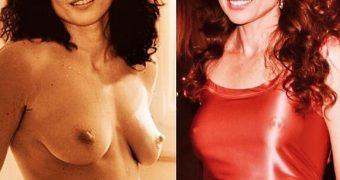 Andie MacDowell Over the Years MILF Pokies Nude