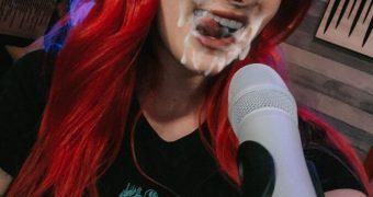 Addie Nicole Amick facial
