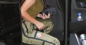 Kimberly Noel Kardashian & Lala Anthony