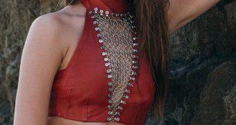 Bridget Satterlee, Medieval Femdom BDSM strapon pegging & more 2